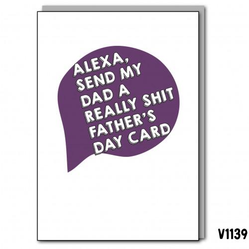 Alexa Father's Day