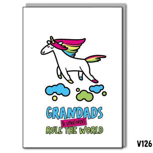 Grandad & Unicorns