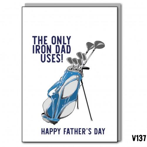 Dad Iron