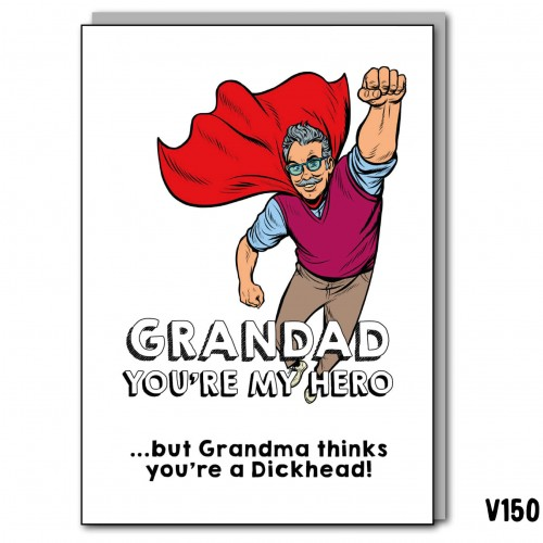 Hero Grandad Grandma