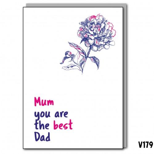 Mum Best Dad