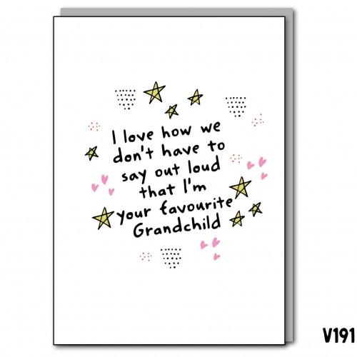 Fave Grandchild