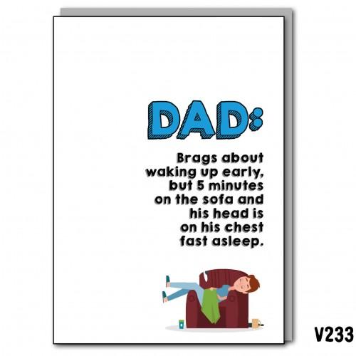 Dad Brag