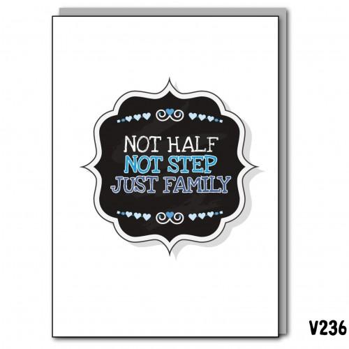 Not Half