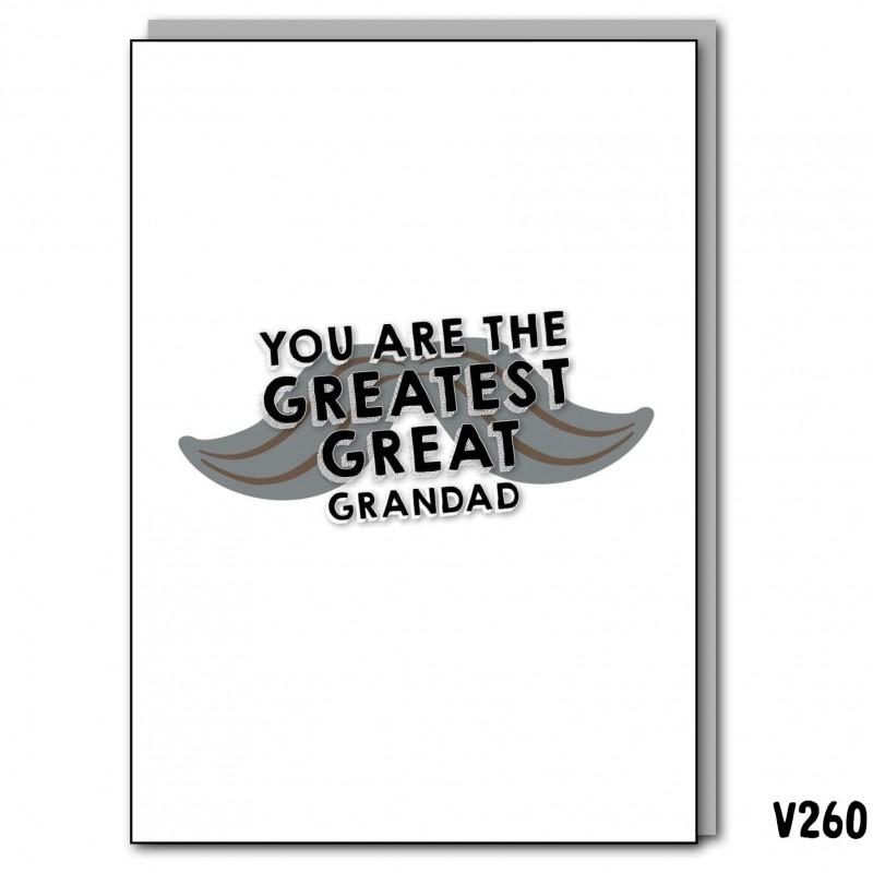 Greatest Great Grandad