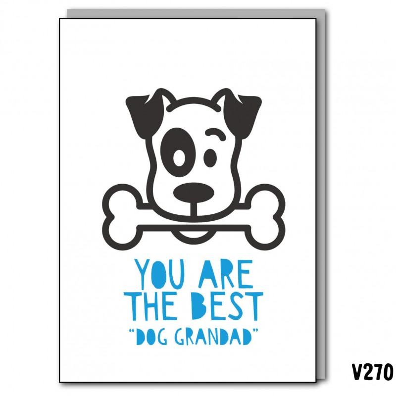 Dog Grandad e-Card