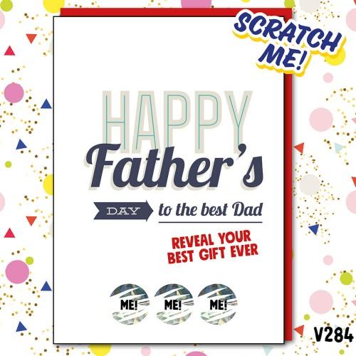 Best Gift Ever ScratchCard