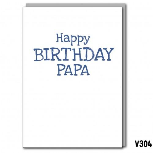 Birthday Papa