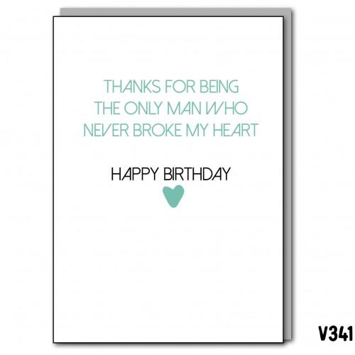 Broke Heart Birthday