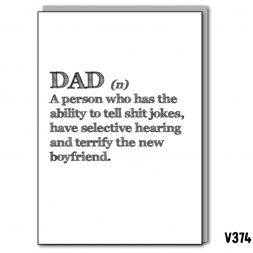 Dad's Ability