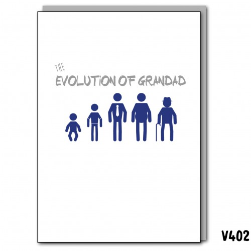 Evolution Grandad