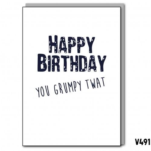 Birthday Twat