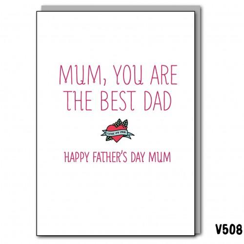 Best Dad Mum