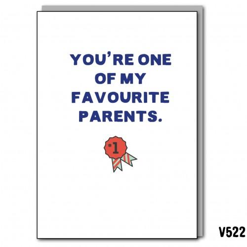 Favourite Parents