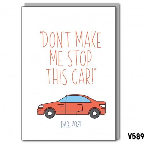 Car Dad 2021