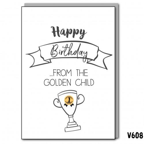 Birthday Golden Child