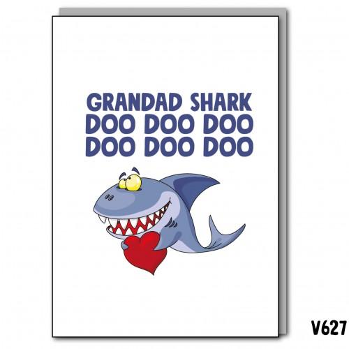 Grandad Shark