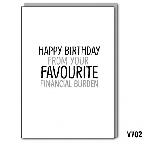 Happy Birthday Financial