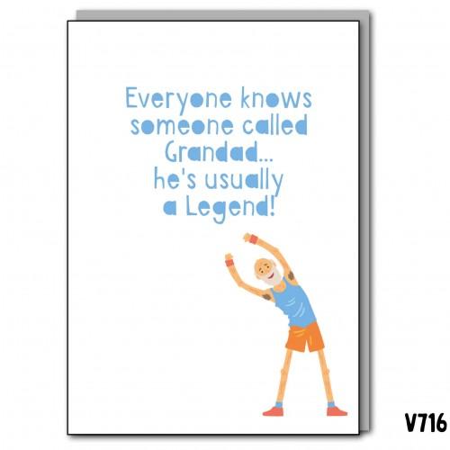 Grandad Legend