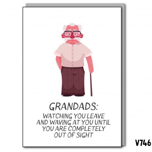 Grandads Watching