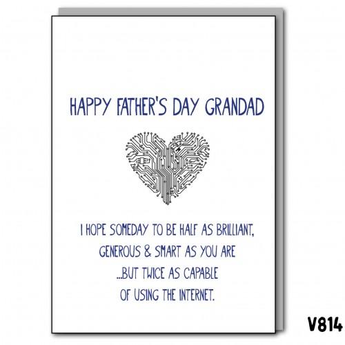 Father's Day Internet Grandad