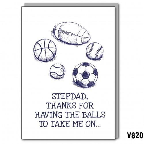 Stepdad Balls