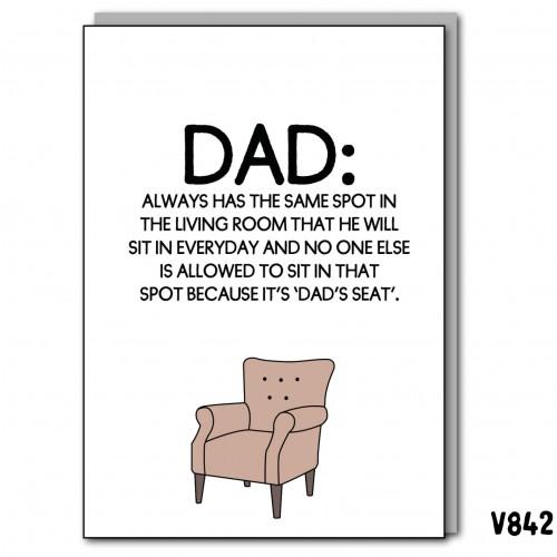 Dad's Spot