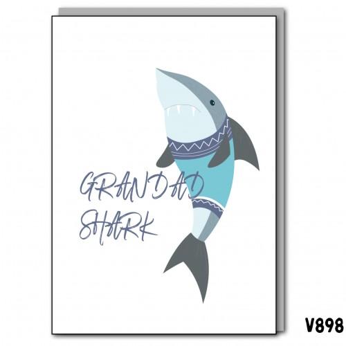 Shark Grandad