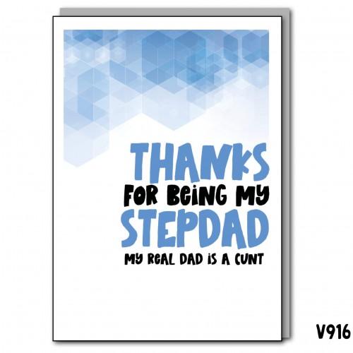 Thanks Stepdad