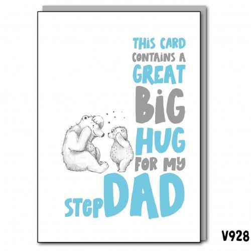 Big Hug Stepdad
