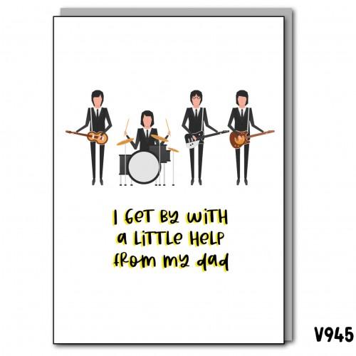 Beatles dad