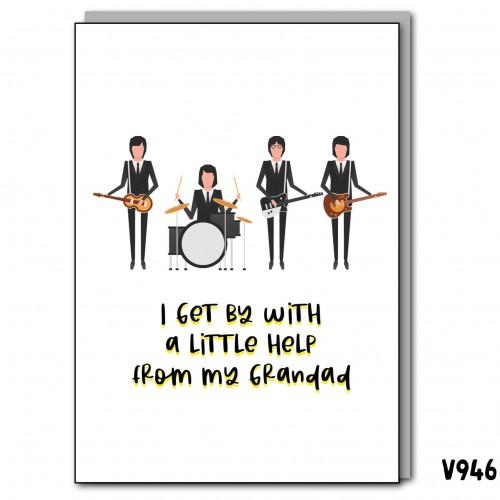 Beatles Grandad