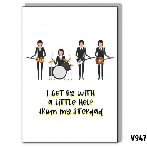 Beatles Stepdad