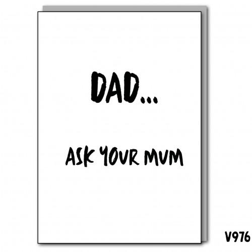 Ask Mum