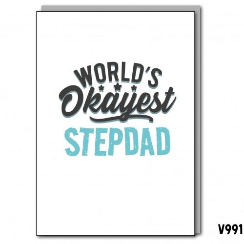 Okayest StepDad