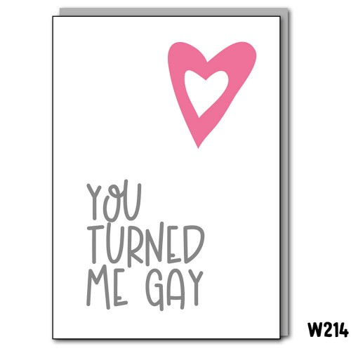Turned Gay
