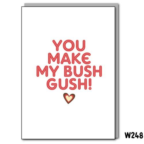 Bush Gush