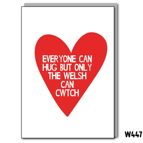 Cwtch Welsh