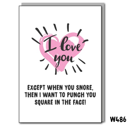 Punch You For Snoring