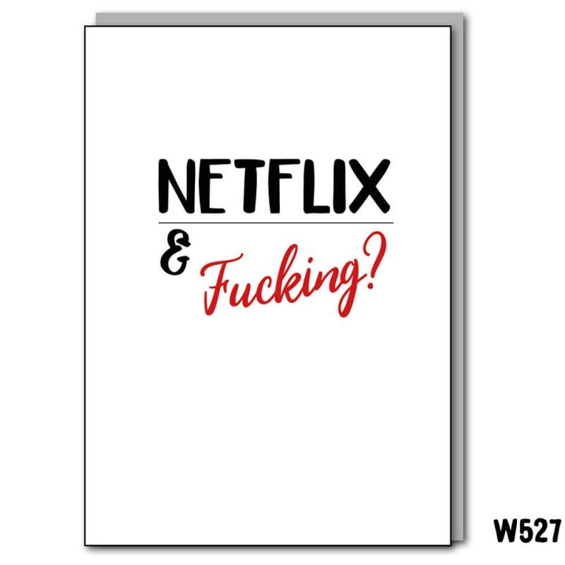 Netflix & Fucking