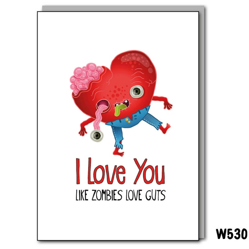 Love You Zombie