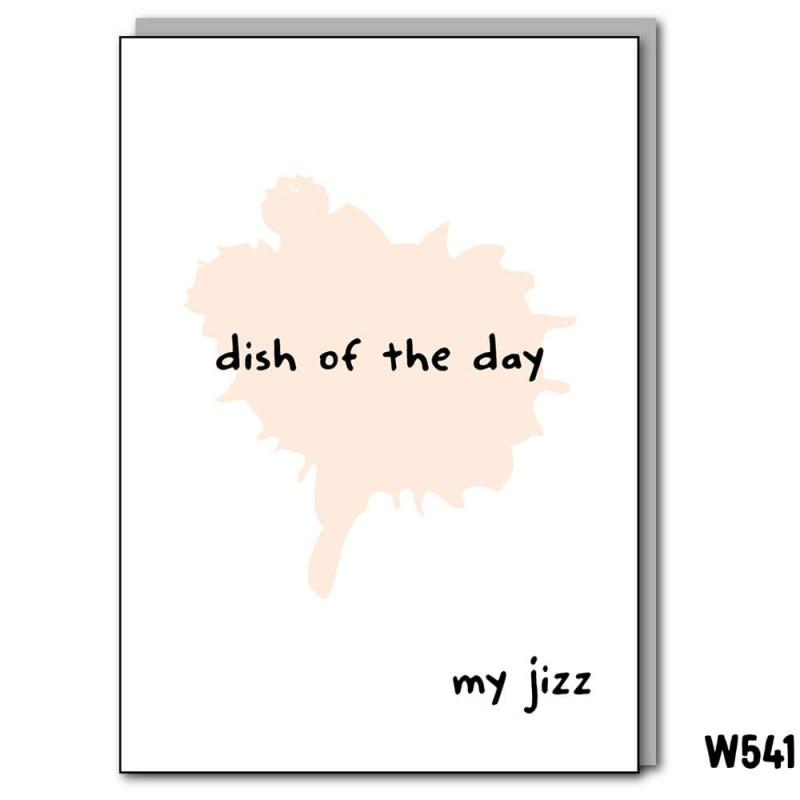 Jizz Dish