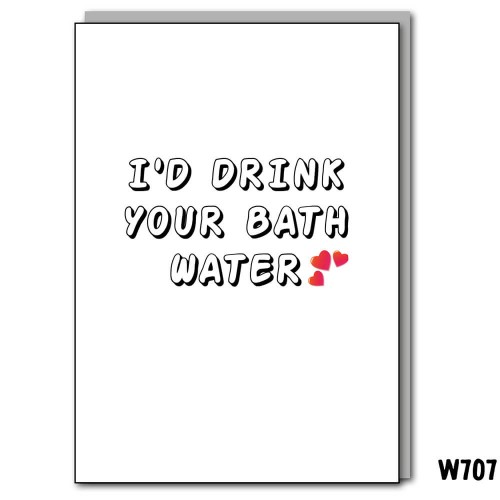 Bath Water