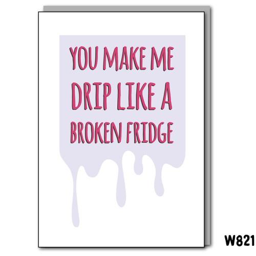 Broken Fridge Drip