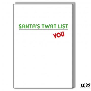 Twat List