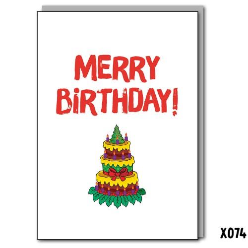 Merry Birthday!