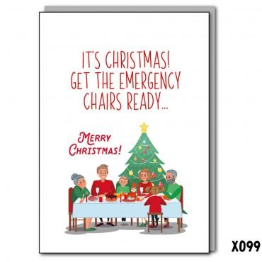 Emergency Chairs