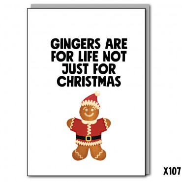 Gingers for Life