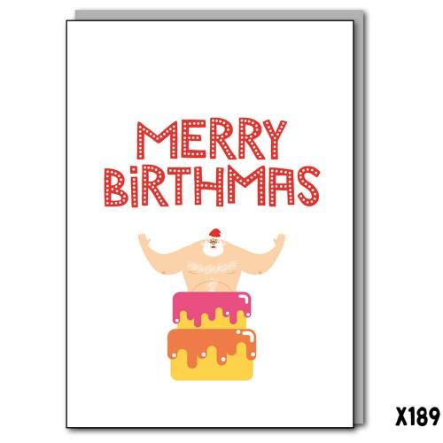Merry Birthmas