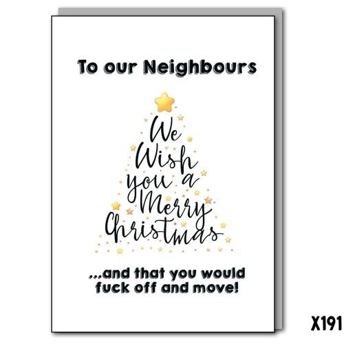 Neighbours Xmas